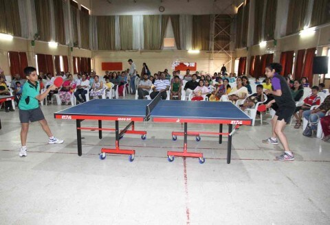 Millennium School of Table Tennis
