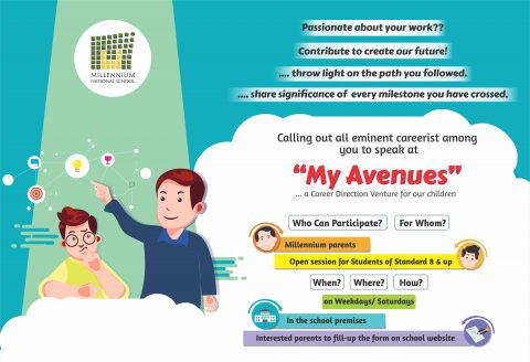 'My Avenues' - A Career Direction Venture